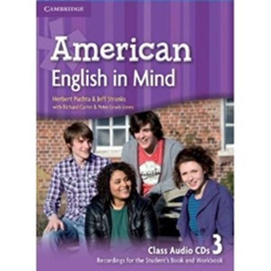 Picture of AMERICAN ENGLISH IN MIND 3 CLASS CD - 1ST ED