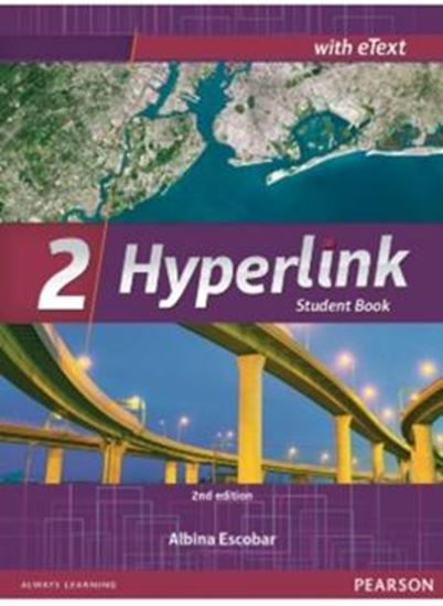 Picture of HYPERLINK 2 STUDENTS BOOK WITH ETEXT - 2ND ED