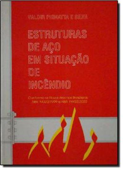 Picture of ESTRUTURAS DE ACO EM SITUACAO DE INCENDIO