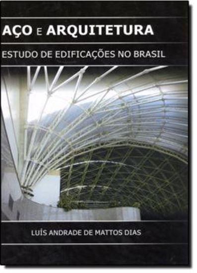 Picture of ACO E ARQUITETURA-ESTUDO DE EDIFICACOES  NO BRASIL