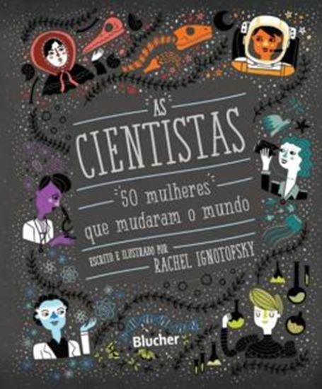 Picture of CIENTISTAS, AS - 50 MULHERES QUE MUDARAM O MUNDO