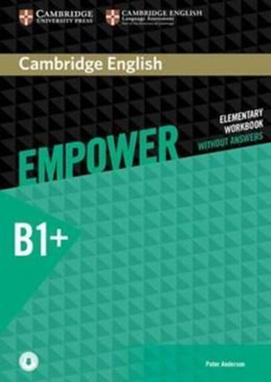 Picture of CAMBRIDGE ENGLISH EMPOWER INTERMEDIATE WB WITHOUT ANSWERS - 1ST ED