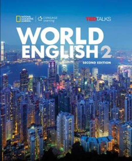 Picture of WORLD ENGLISH 2 SB WITH ONLINE WB - 2ND ED
