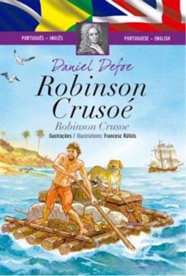 Picture of CAD- CLASSICOS BILINGUES - ROBINSON CRUSOE