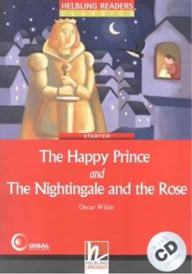 Picture of THE HAPPY PRINCE AND THE NIGHTINGALE AND THE ROSE WITH CD - STARTER