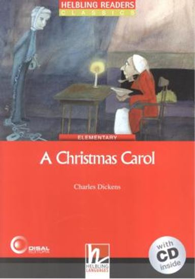 Picture of THE CHRISTMAS CAROL - WITH CD - ELEMENTARY