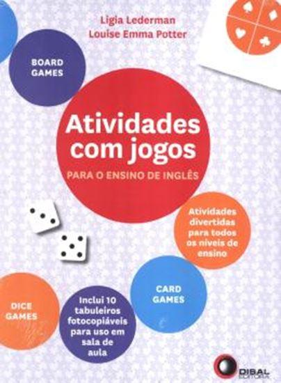 Picture of ATIVIDADES COM JOGOS PARA O ENSINO DE INGLES