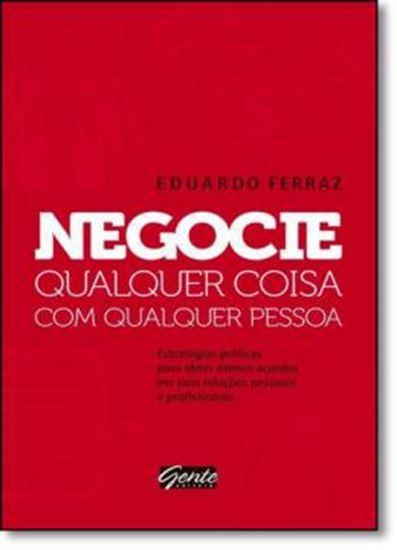Picture of NEGOCIE QUALQUER COISA COM QUALQUER PESSOA