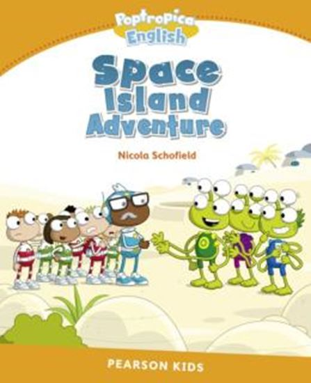 Picture of SPACE ISLAND ADVENTURE - PENGUIN KIDS - READER