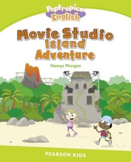 Picture of POPTROPICA ENGLISH MOVIE STUDIO ISLAND ADVENTURE - LEVEL 4