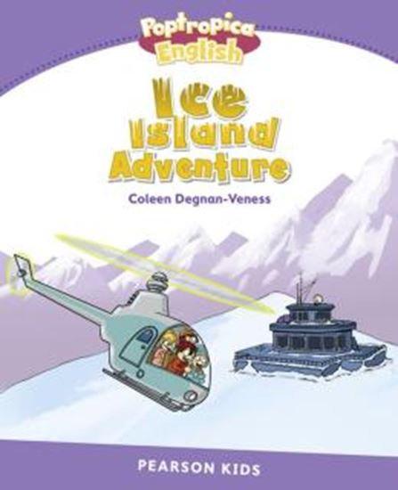 Picture of POPTROPICA ENGLISH ICE ISLAND ADVENTURE - LEVEL 5