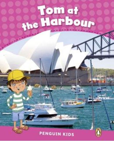 Picture of TOM AT THE HARBOUR 2