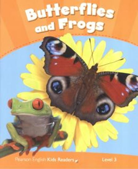 Picture of BUTTERFLIES AND FROGS 3