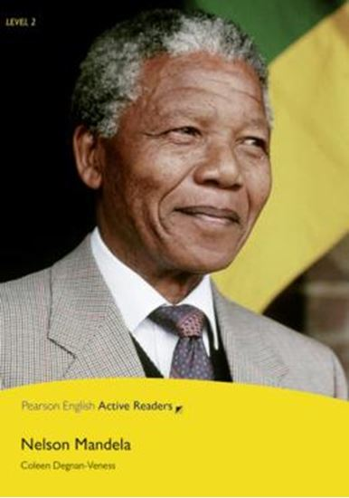 Picture of NELSON MANDELA WITH MP3 - LEVEL 2