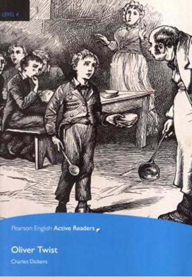 Picture of OLIVER TWIST WITH CD-ROM/MP3