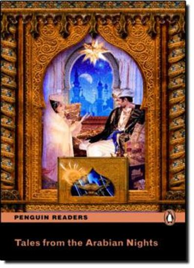 Picture of TALES FROM THE ARABIAN NIGHTS WITH MP3 AUDIO CD