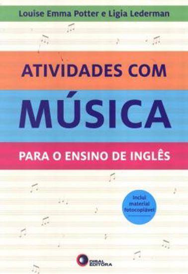 Picture of ATIVIDADES COM MUSICA PARA O ENSINO DE INGLES