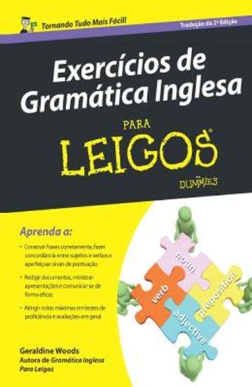 Picture of EXERCICIOS DE GRAMATICA INGLESA PARA LEIGOS - 2ª ED