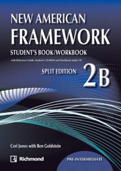 Picture of NEW AMERICAN FRAMEWORK 2B - STUDENT´S BOOK