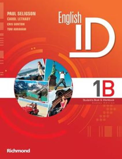 Picture of ENGLISH ID 1B SB AND WB - AMERICAN