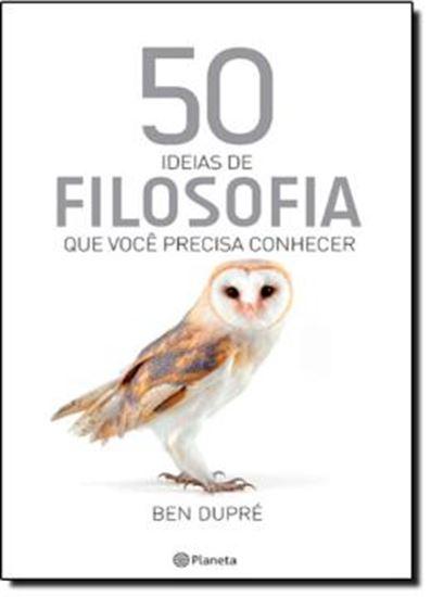 Picture of 50 IDEIAS DE FILOSOFIA QUE VOCE PRECISA CONHECER