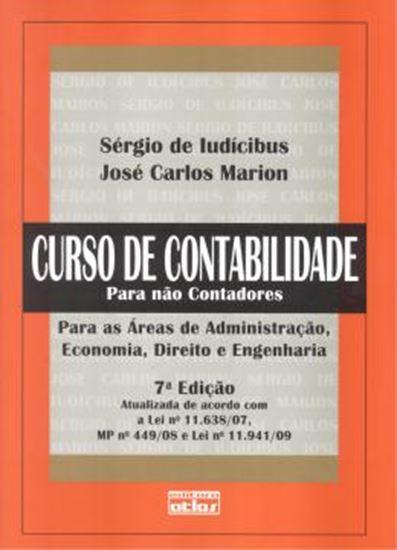 Picture of CURSO DE CONTABILIDADE PARA NAO CONTADORES  7ª EDICAO