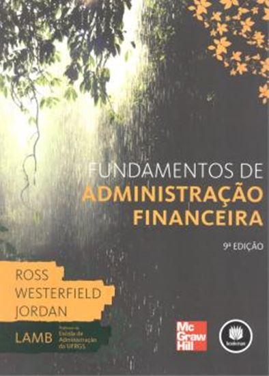 Picture of FUNDAMENTOS DE ADMINISTRACAO FINANCEIRA - 9ª EDICAO