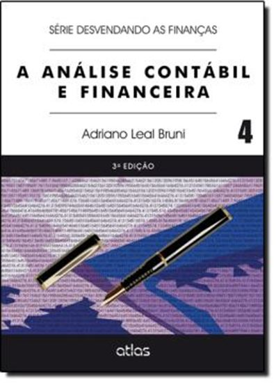 Picture of ANALISE CONTABIL E FINANCEIRA, A - VOL 4 - 3º ED