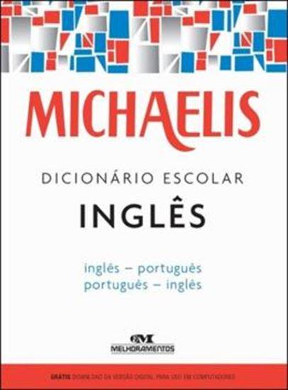 Picture of MICHAELIS DICIONARIO ESCOLAR INGLES - INGLES-PORTUGUES/PORTUGUES-INGLES