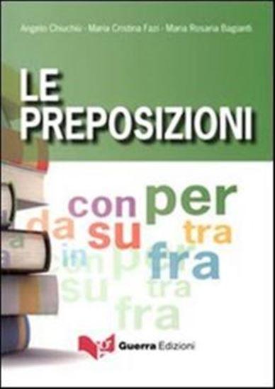 Picture of PREPOSIZIONI, LE