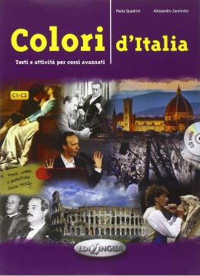 Picture of COLORI D´ITALIA + CD AUDIO