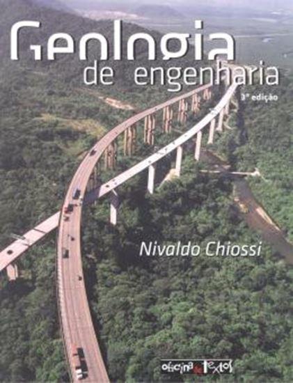 Picture of GEOLOGIA DE ENGENHARIA - 3ª EDICAO