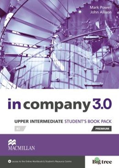 Picture of IN COMPANY 3.0 UPPER INTERMEDIATE STUDENTS BOOK PACK
