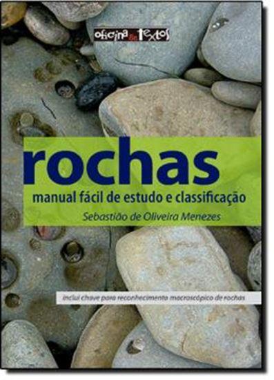 Picture of ROCHAS - MANUAL FACIL DE ESTUDO E CLASSIFICACAO