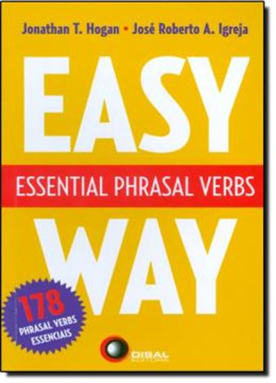 Picture of ESSENTIAL PHRASAL VERBS - EASY WAY - 178 PHRASAL VERBS ESSENCIAIS