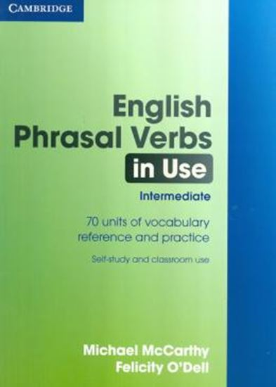 Picture of ENGLISH PHRASAL VERBS IN USE INTERMEDIATE