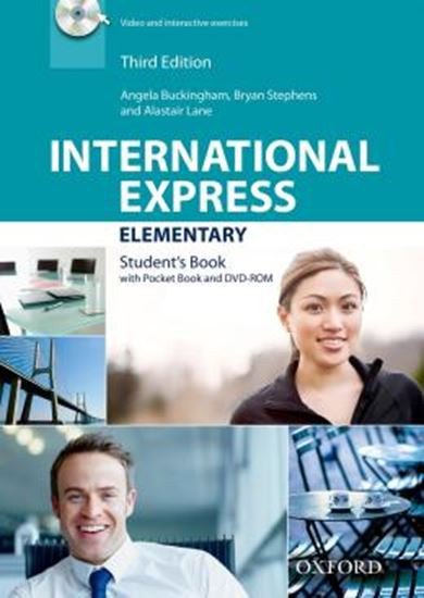 Picture of INTERNATIONAL EXPRESS ELEMENTARY SB PACK - 3RD ED