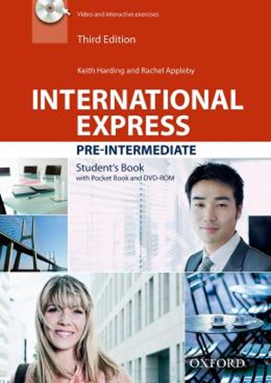 Picture of INTERNATIONAL EXPRESS PRE INTERMEDIATE SB PACK - 3RD ED