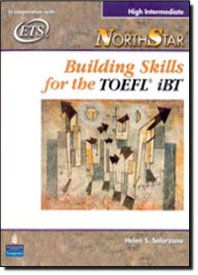 Picture of NORTHSTAR - BUILDING SKILLS FOR TOEFL IBT - HIGH INTERMEDIATE STUDENT´S BOOK WITH CD (2)