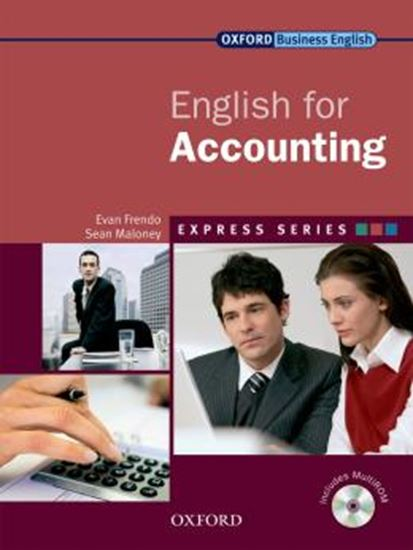 Picture of ENGLISH FOR ACCOUNTING - WITH MULTIROM