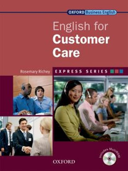 Picture of ENGLISH FOR CUSTOMER CARE WITH MULTIROM