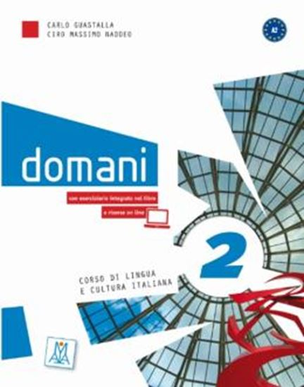 Picture of DOMANI 2 LIBRO STUDENTE