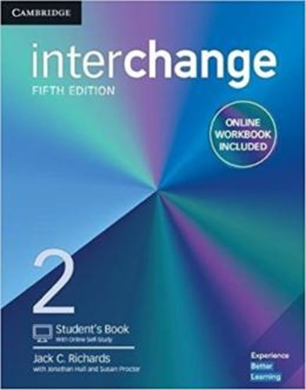 Picture of INTERCHANGE 2 STUDENTS BOOK WITH ONLINE SELF-STUDY AND ONLINE WORKBOOK - 5TH ED