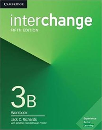 Picture of INTERCHANGE 3B WORKBOOK - 5TH ED