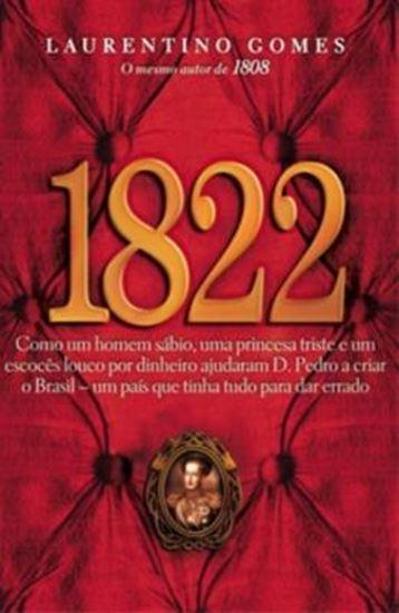 Picture of 1822 - (MIL OITOCENTOS E VINTE E DOIS)