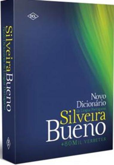 Picture of NOVO DICIONARIO DA LINGUA PORTUGUESA SILVEIRA BUENO - 80 MIL VERBETES - 2ª ED