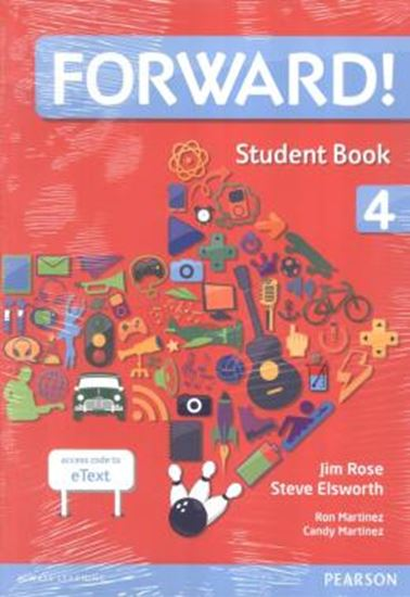 Picture of FORWARD 4 STUDENTS BOOK AND WORKBOOK WITH MULTI-ROM WITH ETEXT