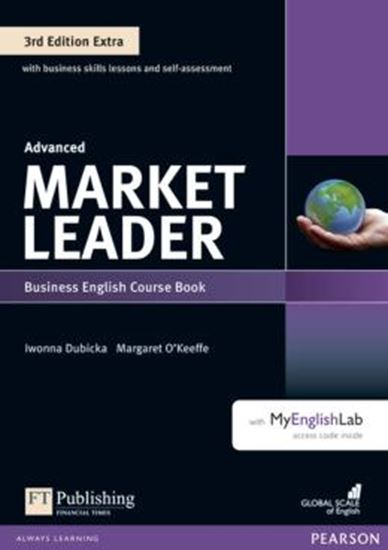 Picture of MARKET LEADER EXTRA ADVANCED CB WITH DVD-ROM - 3RD ED