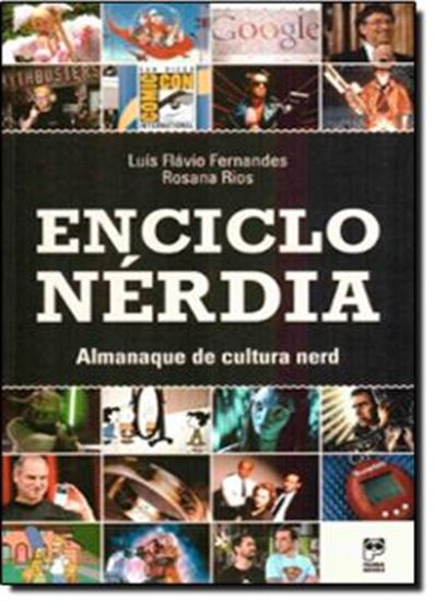 Picture of ENCICLONERDIA - ALMANAQUE DE CULTURA NERD