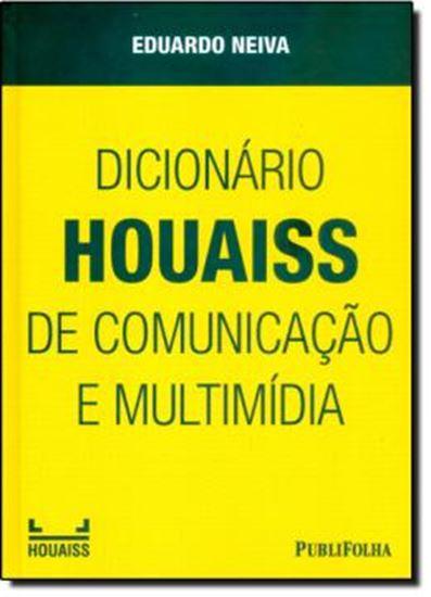 Picture of DICIONARIO HOUAISS DE COMUNICACAO E MULTIMIDIA